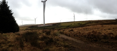 Pant-y-wal wind farm